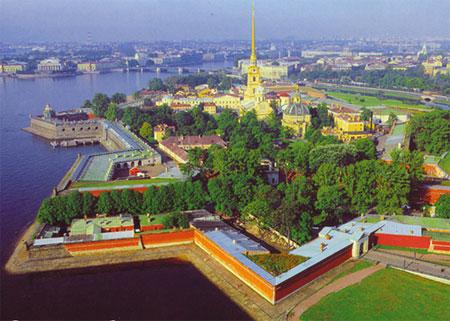 Достопримечательности Санкт-